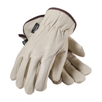 PIP  Premium Grade Top Grain Pigskin Leather Glove with 3M™ Thinsulate™ Lining - Keystone Thumb - 77-469