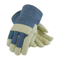 PIP  Pigskin Leather Palm Glove with Fabric Back & 3M™ Thinsulate™ Lining - Safety Cuff - 78-3927