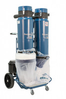 Dustcontrol DC 3900L Twin eco Single Phase Dust Extractor - 132532