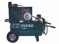 Nikro 115V Single Stage 150 PSI Portable Electric Compressor - 860758