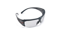 3M SecureFit  SF607SGAF Grey Indoor/Outdoor Scotchgard Anti-fog lens 20 ea/case