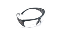 3M SecureFit  SF620SGAF Clear Scotchgard Anti-fog Lens +2.0 Diopter 20 ea/case