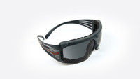 3M SecureFit SF602SGAF-FM Foam Grey Scotchgard  Anti-fog lens 20 ea/case
