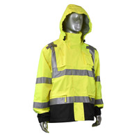 Radians Heavy Duty Rip Stop Waterproof & Breathable Jacket RW32-3Z1Y
