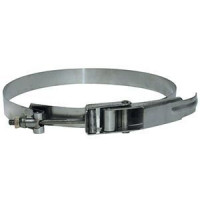 "12"" Locking Clamp for Flex Duct Attachment"
