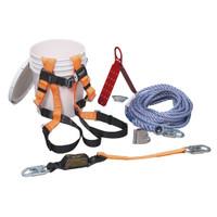 Titan ReadyRoofer 50' Fall Protection Kit - BRFK50-Z7/50FT