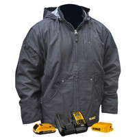 DeWalt Heavy Duty Heated Work Jacket DCHJ076D1
