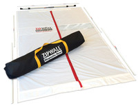 ZipWall® Magnetic Dust Barrier Door Kit - MDK