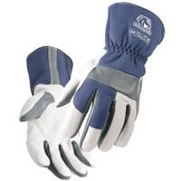 Premium Grain Goatskin & FR Cotton TIG Welding Glove