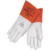 Pearl White Kidskin TIG Glove