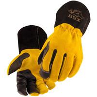BSX® Grain Kidskin & Cowhide TIG Welding Glove