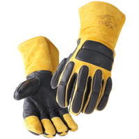 BSX® Impact-Resistant Cowhide Stick Glove