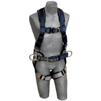 3M DBI-SALA  ExoFit Construction Style Positioning/Climbing Harness 1108979 X-Large