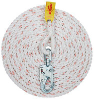 3M Protecta PRO Rope Lifeline with Snap Hook 1299998