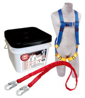 3M Protecta Compliance in a Can Light Roofer's Fall Protection Kit 2199809