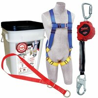 3M Protecta Compliance in a Can Roofer's Fall Protection Kit 2199819
