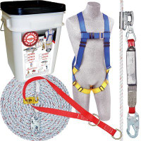 3M Protecta Compliance in a Can Roofer's Fall Protection Kit 2199815