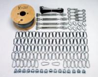 3M DBI-SALA  Sinco Conveyor Guard Box Shaped Guard Kit 4100020