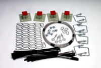 3M DBI-SALA  Sinco Rack Guard Flush Mount Starter Kit 4101502