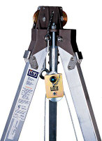 3M DBI-SALA  Advanced Confined Space Tripod Pulley 8003205