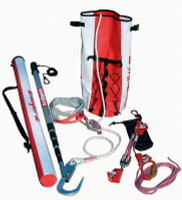3M DBI-SALA  Rollgliss R250 Pole Rescue Kit 8900293