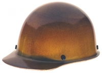 MSA Skullgard Tan Rachet Suspension Hard Hat - 475395