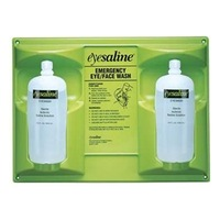 32 oz. Fendall Eyesaline Dual Station