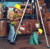 Confined Space Entry Kit w/ Hoist Rental