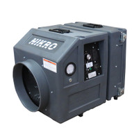 Nikro PS600 Mini Poly Air Scrubber (50cfm-600cfm)