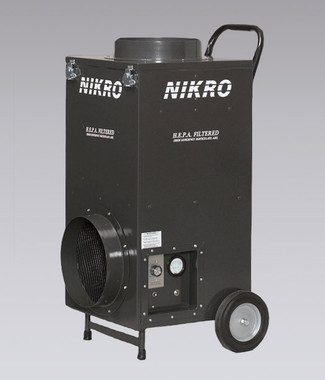 Nikro Ur800 Upright Air Scrubber 800cfm Jendco Safety