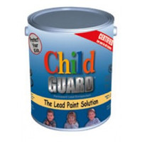 Fiberlock ChildGuard-Lead Based Paint Encapsulant-White 4gal