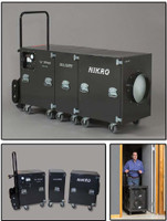 Nikro SL4000 Air Duct Cleaning System (Dual Motor)