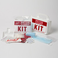 Body Fluid Clean Up Spill Kit