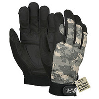 Memphis Wounded Warrier Padded Palm Multi-Task Glove - Pair