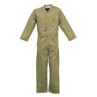 Indura UltraSoft 7oz FR Coveralls - Tan