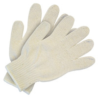 Standard String Knit Gloves - Dozen