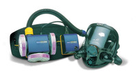 North Compact Air 200 Series PAPR System - FACE MASK