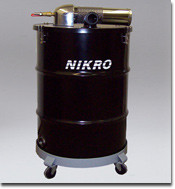 Nikro 55 Gallon Pneumatic Wet/Dry Vacuum - AWP55225