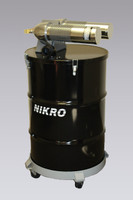 Nikro 55 Gallon Dual Head Pneumatic Wet/Dry Vacuum - AWP55TWN