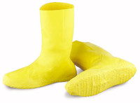 Onguard Yellow Latex Hazmat Bootie 3x