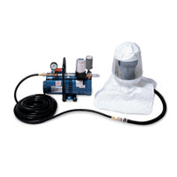 Allegro Supplied Air Hood - Low Pressure System