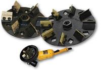 "Diamabrush 4.5"" Mastic Removal Hand Tool"