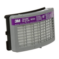 3M Versaflo HEPA Cartridge TR-3712 - 5/case
