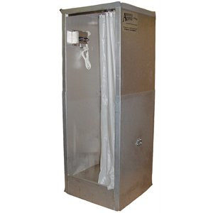 Aerospace America Portable Pop Up Shower 9105 Jendco