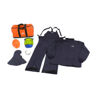 PIP HRC 4 ARC Flash Jacket/Overall Kit - 100 Cal/cm2 [Medium-5XL] 9150-52730