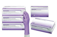 Kimberly-Clark KC500 6 Mil Purple Nitrile Gloves 100/Box