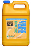 Sentinel 522 Smoke & Odor Cleaner & Destroyer - 5 Gallon Pail
