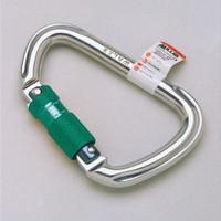 "Miller 1"" Lightweight Aluminum Twist Lock Carabiner - 17D-2-Z7"