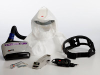 3M TR-600-ECK Versaflo Easy Clean PAPR Kit