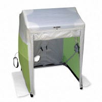 Allegro Deluxe Work Tent - 6'x6' - Two Door - 9402-66
